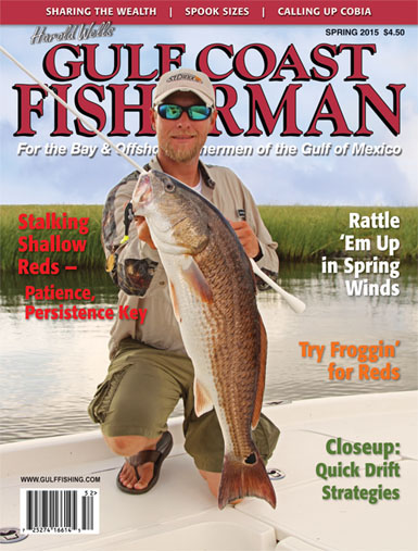 Gulf coast fisherman monthly fishing calendar florida gulf for Florida fishing calendar